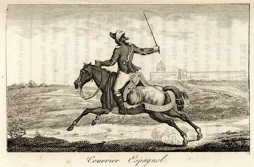 006-L'Espagne et le Portugal, ou Moeurs, usages et costumes des habitans…1815- J.B. Breton