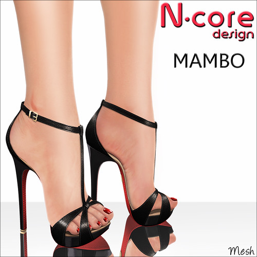 "N-core ""Mambo"" Coming Soon@FaMESHed!"