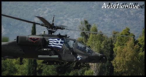 Army Aviation AH-64A Apache Demo