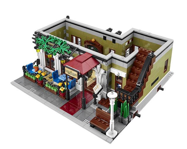 LEGO Creator Expert 10243 - Parisian Restaurant