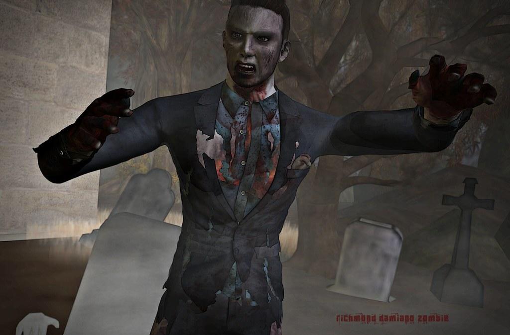 Rich zombie