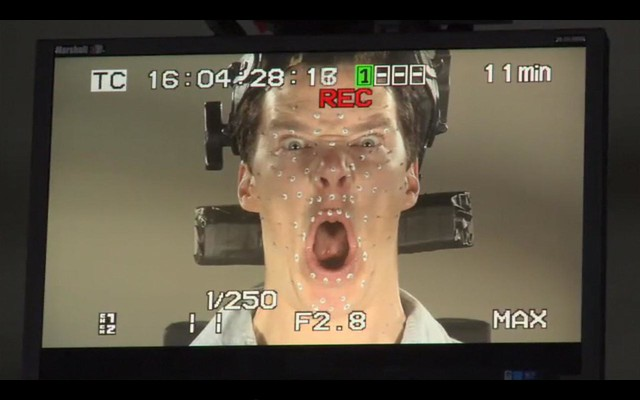 Content from Cumberbatch Smaug