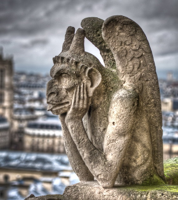 the-bored-gargoyle-of-notre-dame-2
