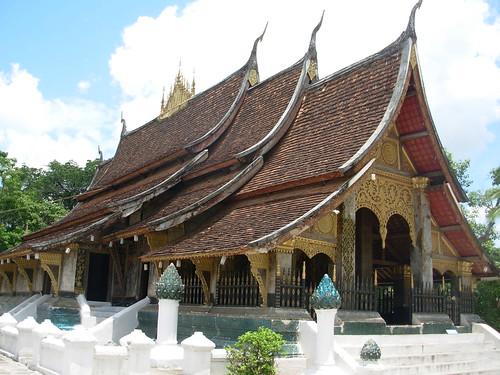 Luang Prabang-Wat Xieng Thong (4)