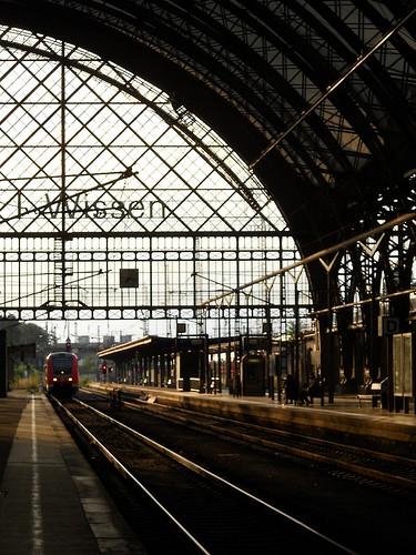Central station, Dresden