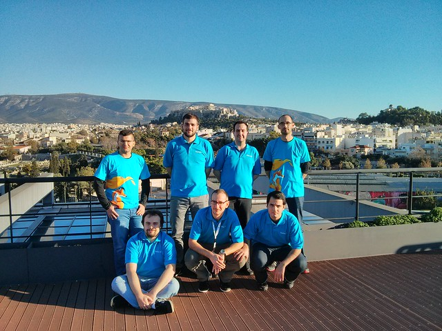 Firefox OS Launch Team Greece