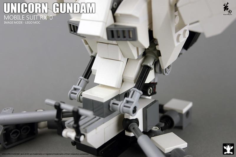 LEGO UNICORN GUNDAM 0011