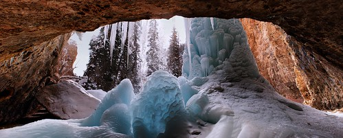 ice waterfall nikon colorado unitedstates co cave d800 glenwoodsprings frozenwaterfall coloradorockymountains jeffowens ojeffrey ojeffreyphotography