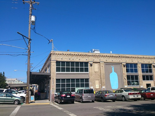 Blue Bottle Coffee @ Oakland