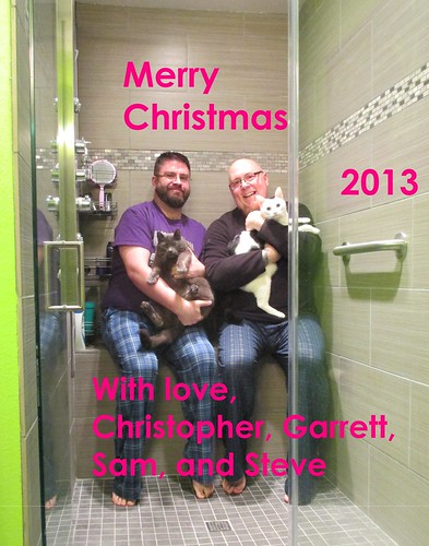 Merry Christmas from our shower to yours by christopher575
