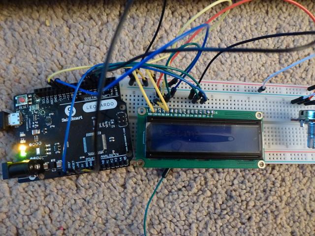 Arduino temperature