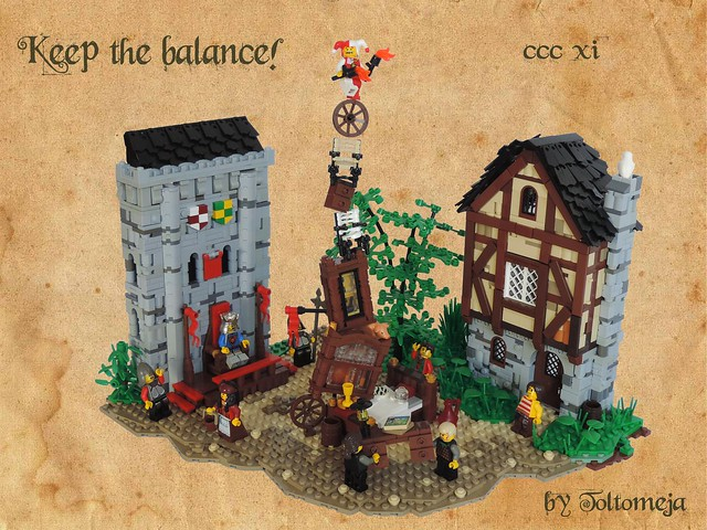 Keep the balance!