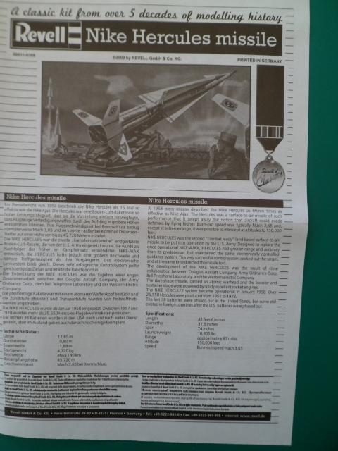 Nike Hercules Missile [Revell 1/40] 11893710114_21e3574c15_o
