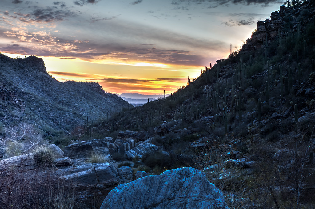 1401 Bear Canyon Sunset
