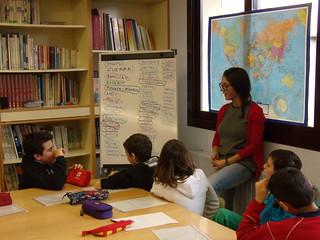 Escola Segimon Comas de Sant Quirze de Besora