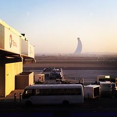 Morning, Abu Dhabi International Airport