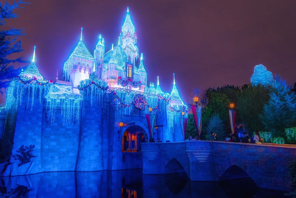 """Let It Go"" (Sleeping Beauty Castle)"