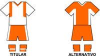 Uniforme Selección Santarroseña de Fútbol