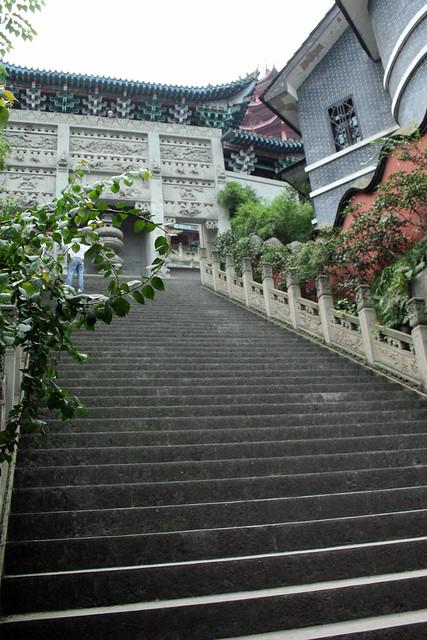 宝輪寺階段