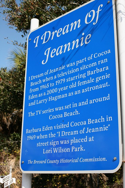 I Dream of Jeannie Tour / Cocoa Beach, FL / OutsideTheDen.com