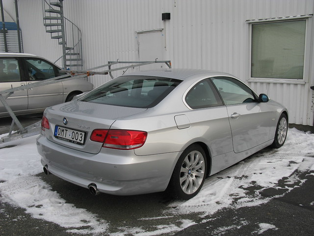 Image of BMW 335i (E92)
