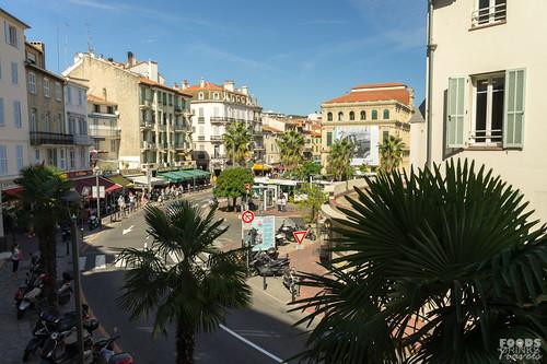 Le Suquet, Cannes, Cote d'Azur France