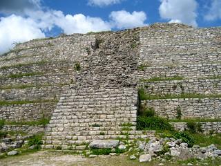 Kinich Kakmó (Izamal, México)