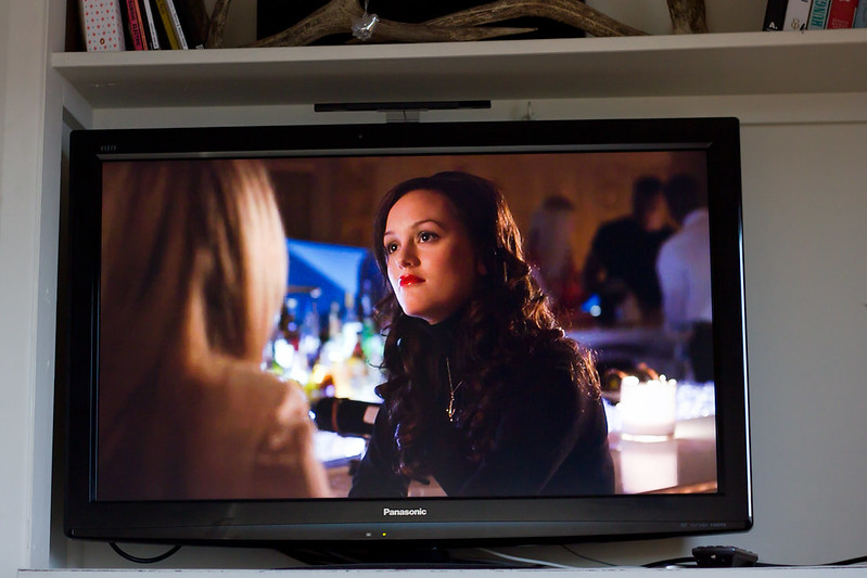 Tuesday, February 18: What better way to take minds off the pressure of living than watching Gossip Girl season one?