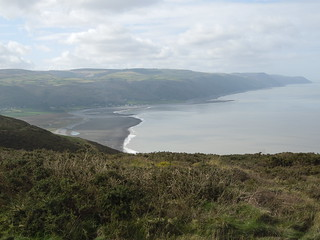 14 03 01 SWCP Day One (17) Porlock Bay