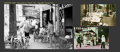 SAIGON 1950 - Góc phố Lê Thánh Tôn-Nguyễn Trung Trực