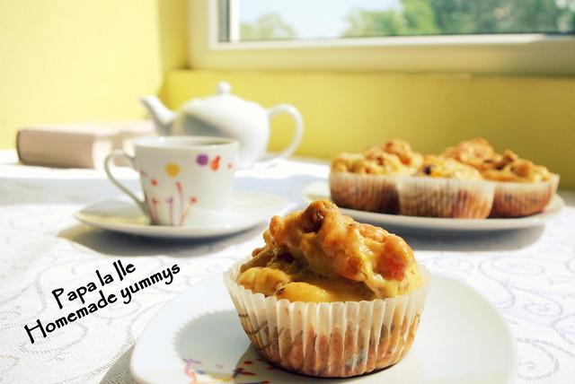 Biscuiti cu fructe uscate si nuca (1)