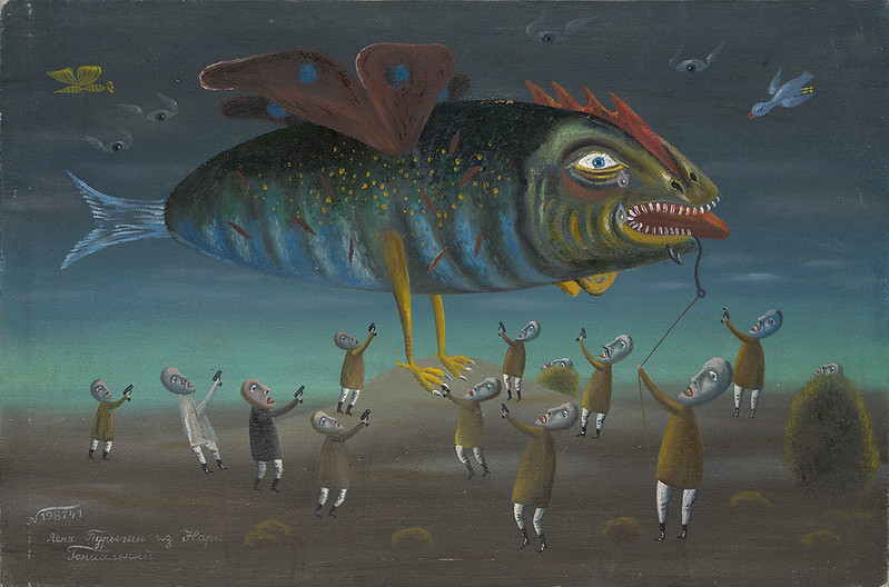 LEONID PURYGIN - Big Fish