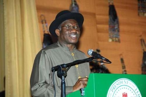 Centenary Celeberation: President Goodluck Jonathan