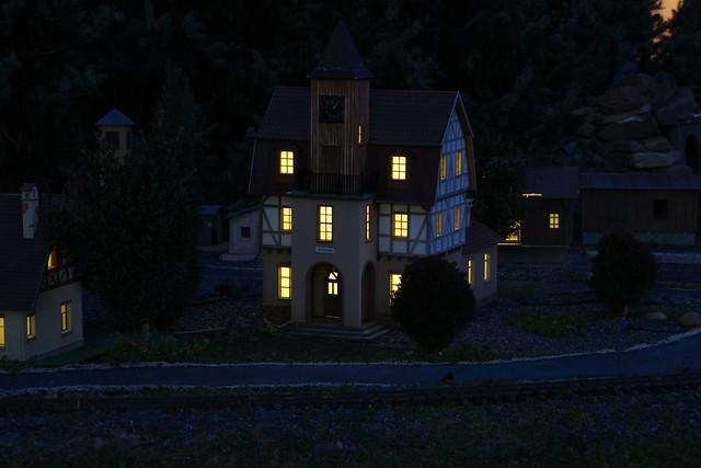 Impressionen bei Nacht