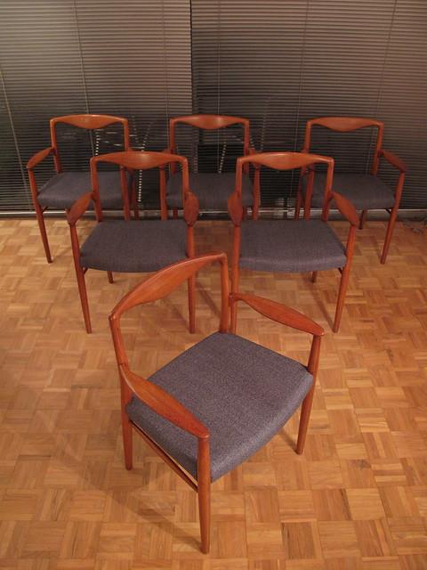 Kai Lyngfeldt Larsen Chairs