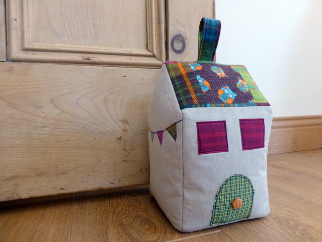 Owl House Doorstop class sample