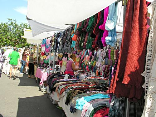 Costa Adeje market