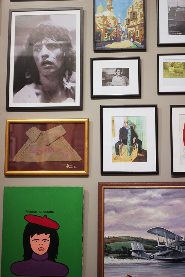 Hello My Name Is Paul Smith Exhibition
