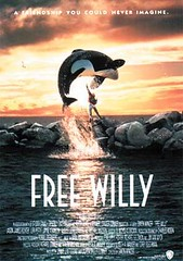 Free willy,圖片來源:維基百科,http://en.wikipedia.org/wiki/Free_Willy