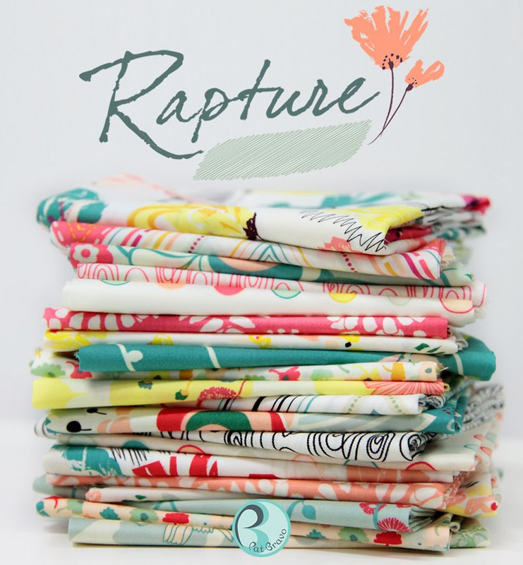 A Rapture Fabric Giveaway!