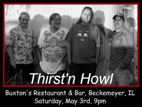 Thirst'n Howl 5-3-14