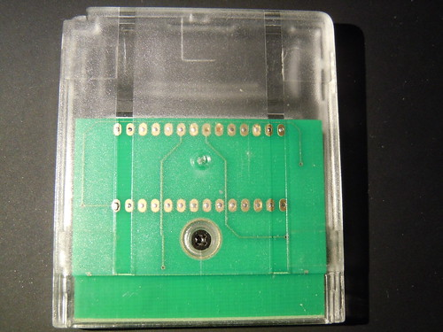Furrtek's Airaki: back of the cartridge