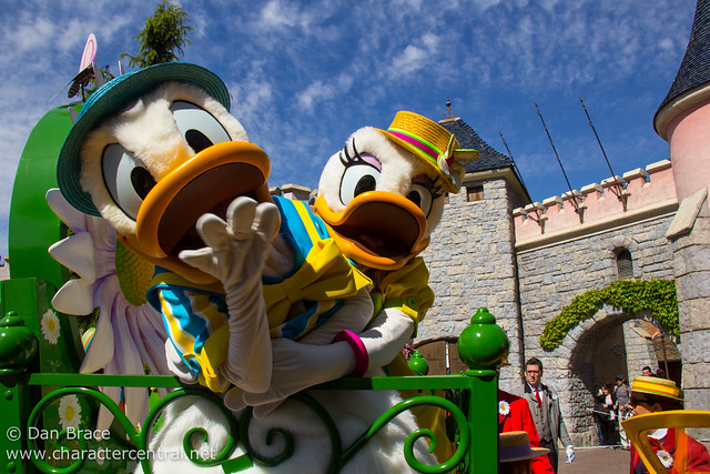 Disney's Spring Promenade