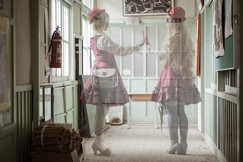 ghosts sisters