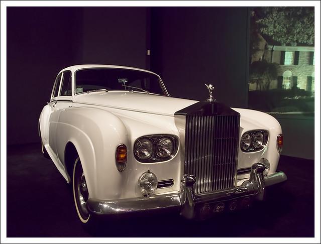 Graceland 16 (1960 Rolls Toyce Silver Cloud)