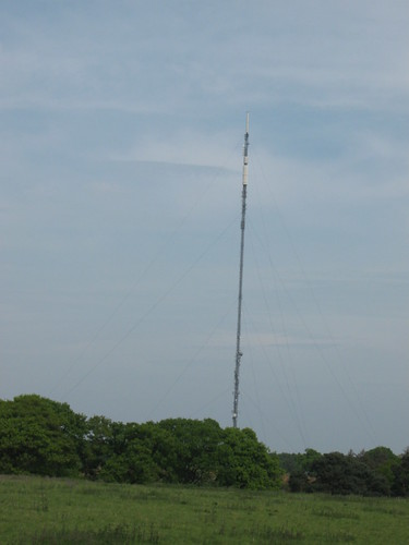 The tower at Sandy