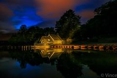 Derwent Water Light Painting