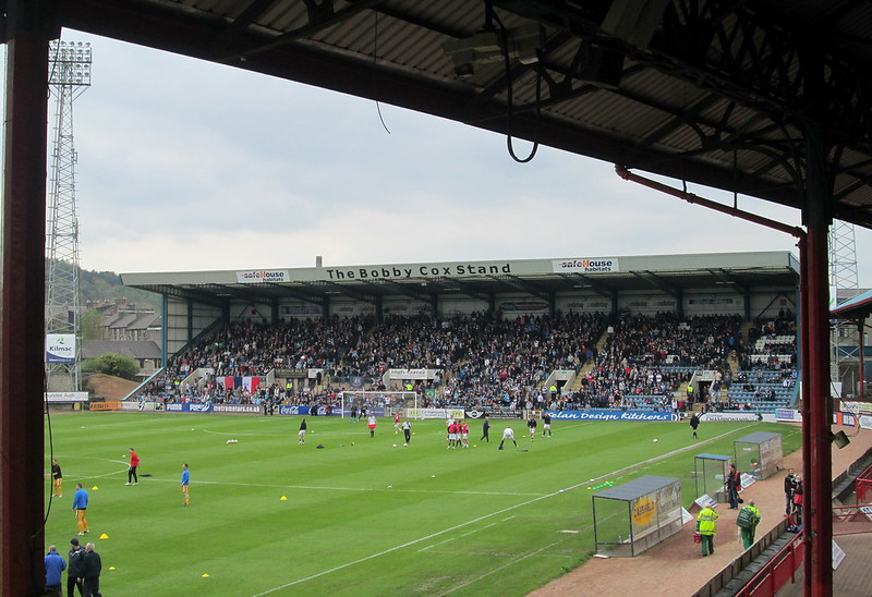 Dens Park, Dundee, Bobby Cox Stand