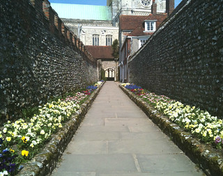 St Richard's Walk, Chichester