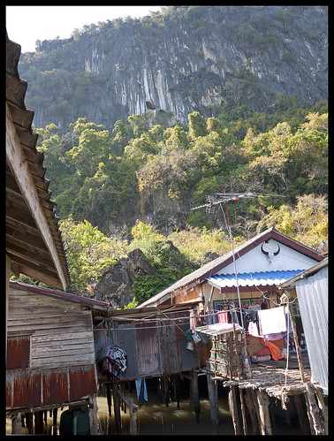 Koh Panyi Village on Stilts